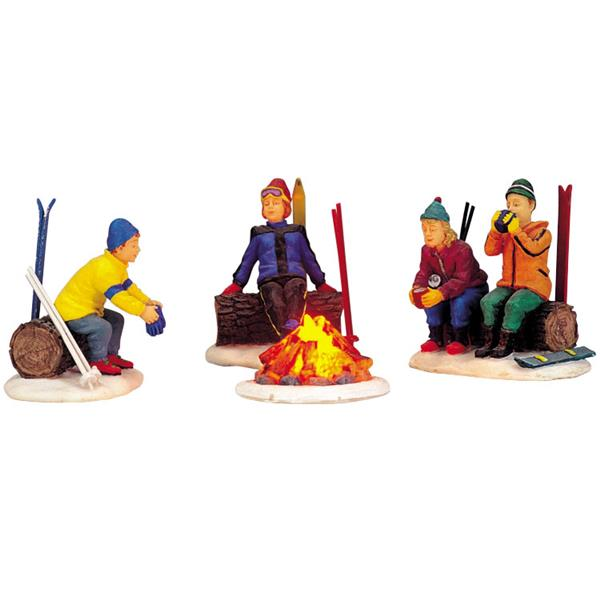 LEMAX - Skiers Fire Camp