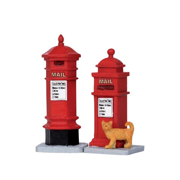 LEMAX - Victorian Mailboxes