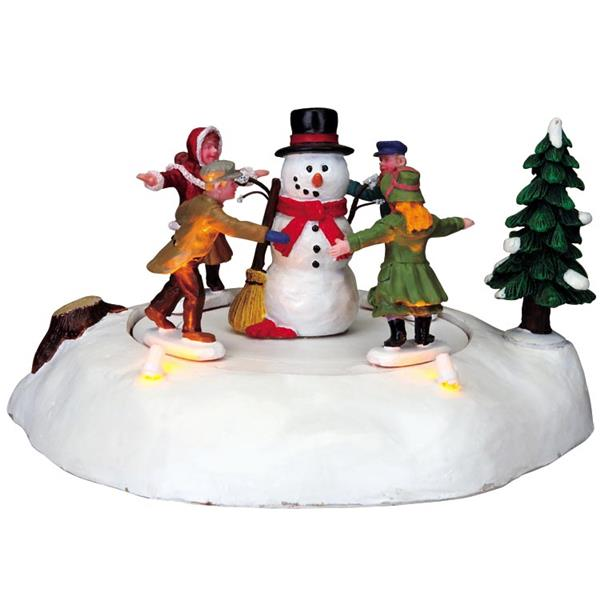 LEMAX - The Merry Snowman