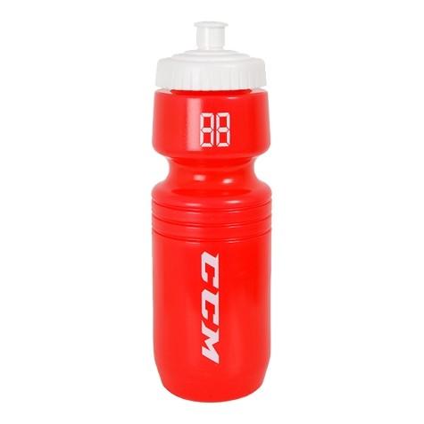 CCM Trinkflasche Rot 0,7 Liter