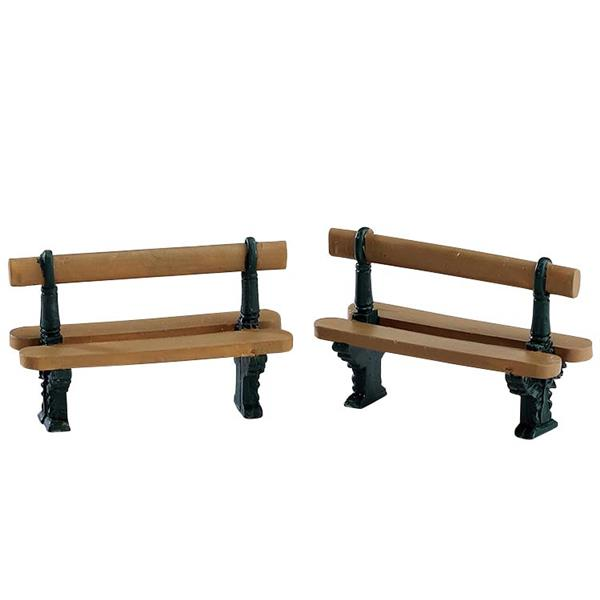 LEMAX - Double Seated Bench