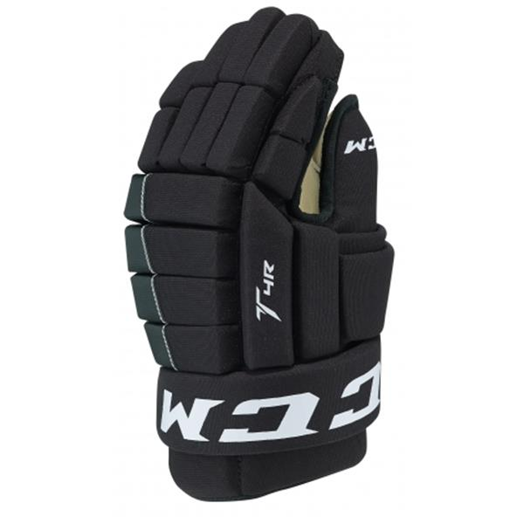 CCM Handschuh 4R III Youth Schwarz