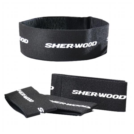 SHER-WOOD Leg Straps Velcro 2