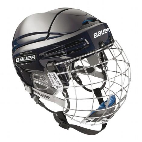 BAUER Helm mit Gitter 5100