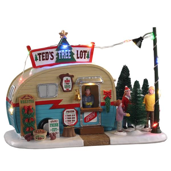 LEMAX - Ted''s Tree Lot