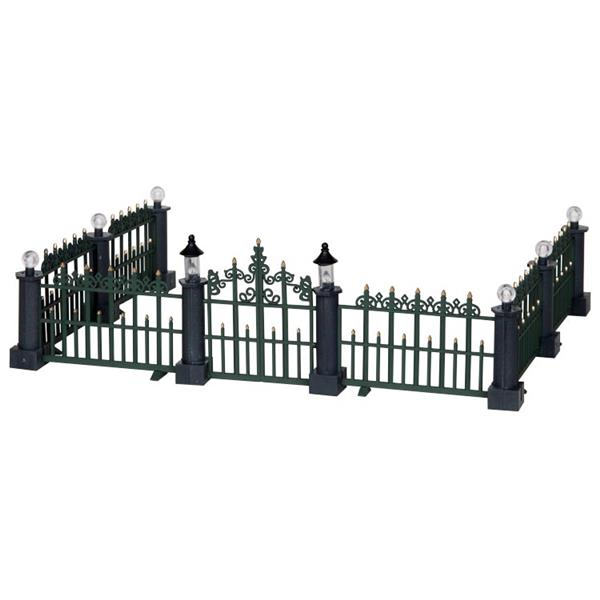 LEMAX - Classic Victorian Fence