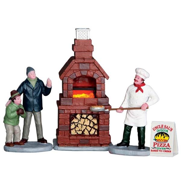 LEMAX - Outdoor Pizza Oven