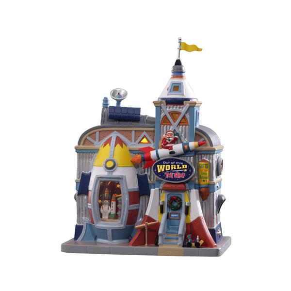 LEMAX - Out of this World Toy Shop