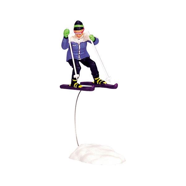LEMAX - Skiing Girl