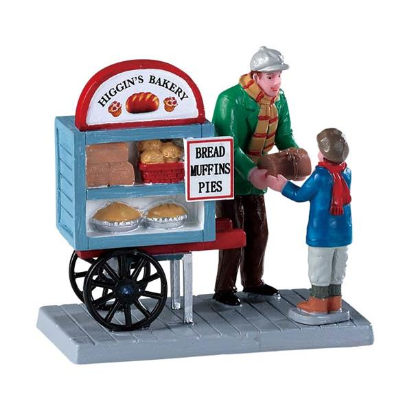 LEMAX - Delivery Bread Cart