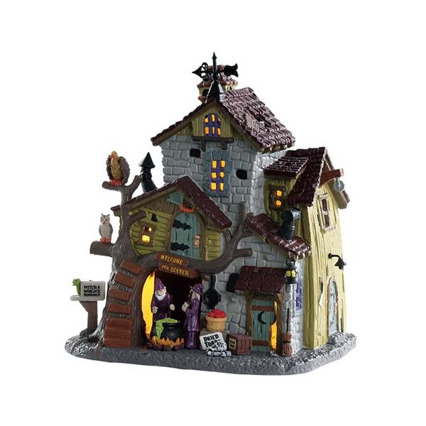 LEMAX - Witch and Warlock Residence