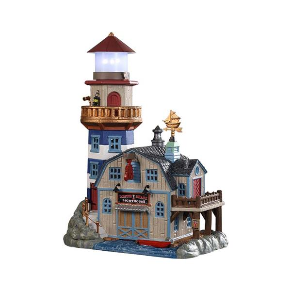 LEMAX - Lobster Check Lighthouse