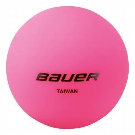 BAUER Hockey Ball PINK COOL