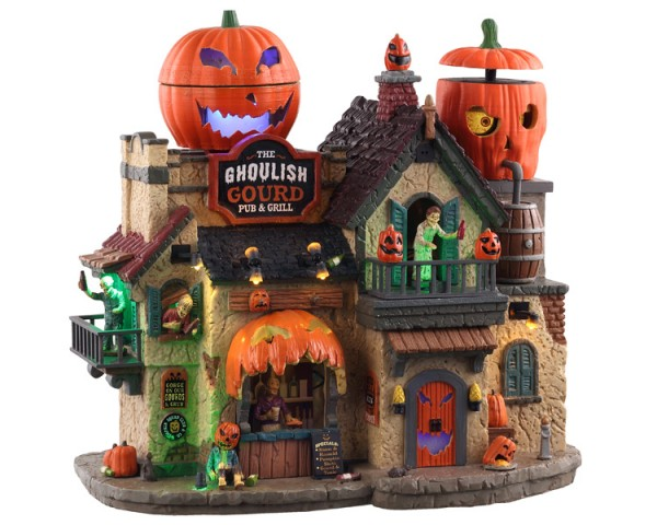 LEMAX - The Ghoulish Gourd Pub & Grill
